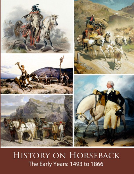 history on horseback book