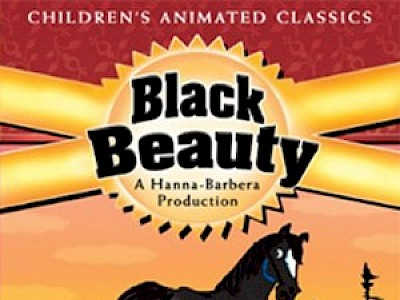 black beauty animated movie