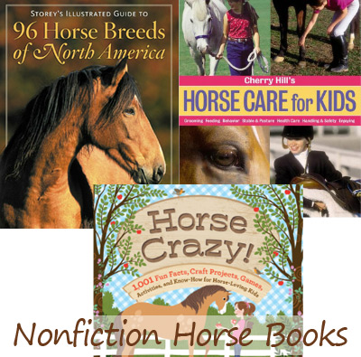 nonfiction horse books for kids