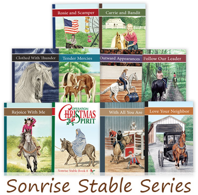 sonrise stable christian horse books