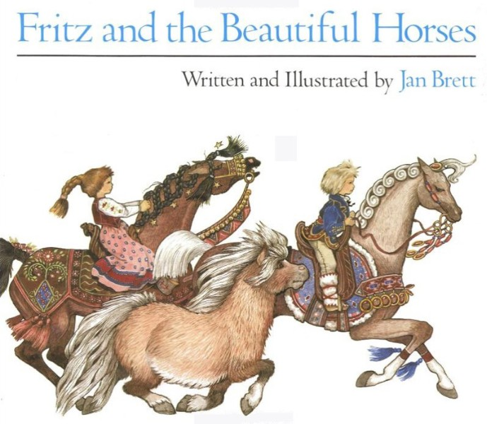 Fritz and the Beautiful Horses book review